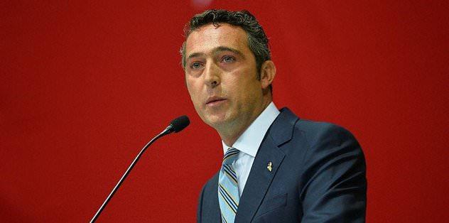 F.Bahçe başkan adayı Ali Koç'tan mesaj