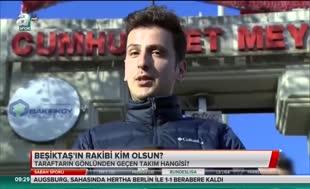 Beşiktaş taraftarı kimi istedi