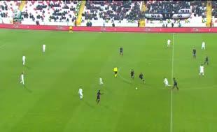 Galatasaray maçında kırmızı kart çıktı!
