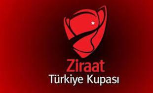 Ziraat Türkiye Kupası'nda son 16 eşleşmeleri belli oldu