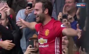 Yeni 10 numara Juan Mata