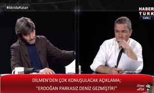 Rıdvan Dilmen'den çarpıcı Erdoğan yorumu