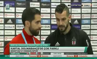 Negredo'dan Cenk Tosun'a övgü