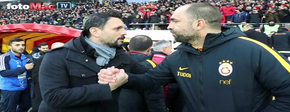 Yeni Malatyaspor - Galatasaray maçı özeti