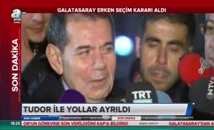 Dursun Özbek'ten Fatih Terim açıklaması