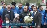 Trabzonsporlu Kucka'nın çok konuşulan videosu