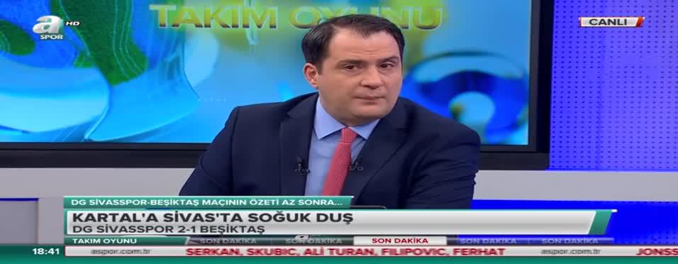 Turgay Demir'den Arda yorumu: Kimsin sen?