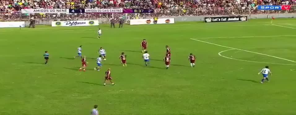 Neymar'dan mükemmel gol