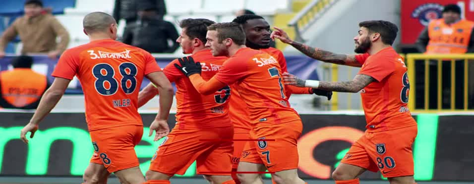 Kasımpaşa - Medipol Başakşehir maçı özeti