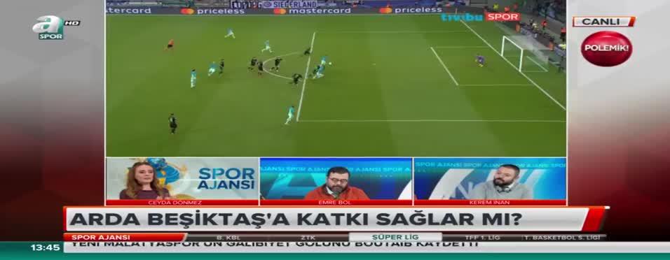 ''Arda Turan, Beşiktaş'a gelirse...''