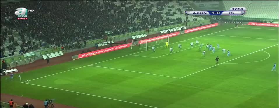 Trabzonspor'un penaltı isyanı