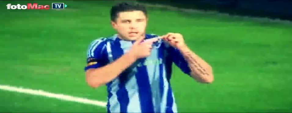 Göztepe'ye Ukraynalı golcü