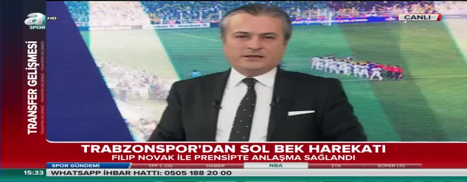 Trabzonspor'da sol bek harekatı