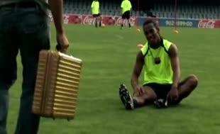İşte Ronaldinho'nun rekor kıran videosu