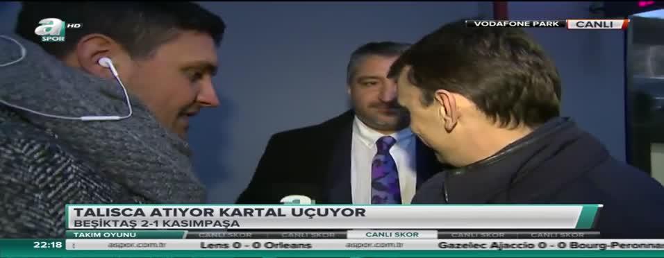 Metin Albayrak: İnşallah bu hafta Beşiktaşımız için hayırlı olacak