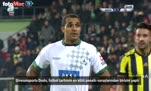 Giresunsporlu Dodo'dan futbol tarihinin en kötü penaltısı