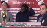 Gomis: Fatih Hoca kulağımı çekti!