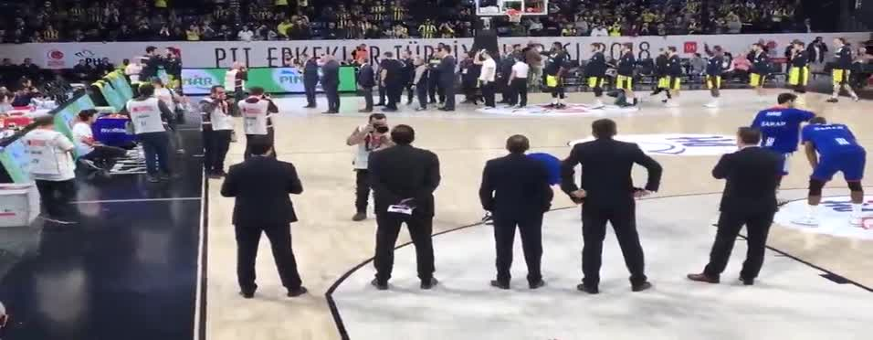 Obradovic'ten şok tavır