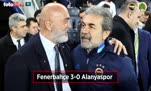 Fenerbahçe - Alanyaspor maçı özeti