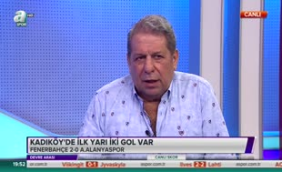 Erman Toroğlu: Gol 1 metre ofsayt!
