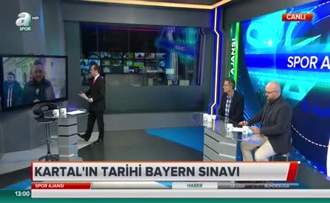 Bayern-Beşiktaş maçın öncesi son gelişmeler...