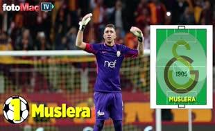 İşte Galatasaray'ın ilk 11'i