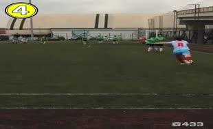 İşte Türkiye'nin Roberto Carlos'u! Müthiş gol!..