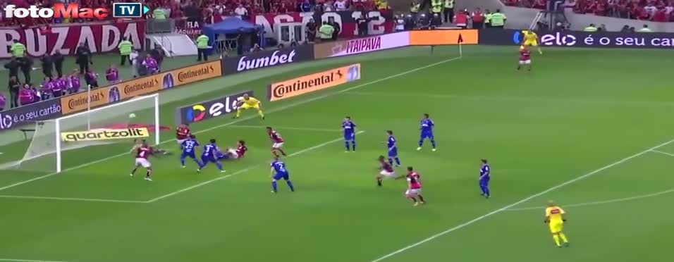 Lucas Paqueta'nın gollerini izlemek için tıklayın