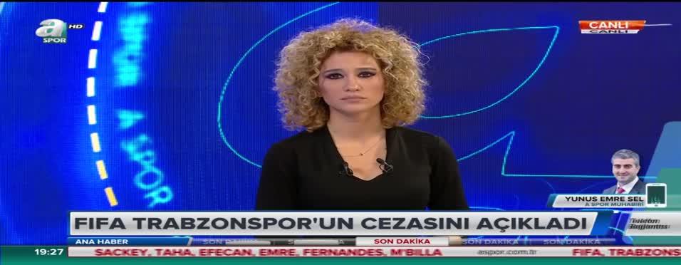 Yunus Emre Sel: Trabzonspor CAS'a gidecek