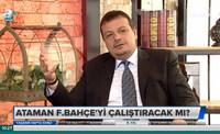 Ergin Ataman'dan Fenerbahçe açıklaması