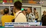 Alex de Souza İstanbul'da!