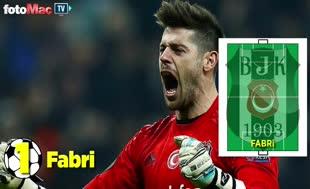 Beşiktaş'ın Başakşehir ilk 11'i