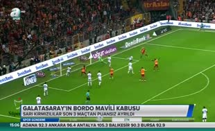 G.Saray'ın bordo mavili kabusu