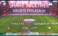 Türkiye 1-0 İrlanda (Özet)
