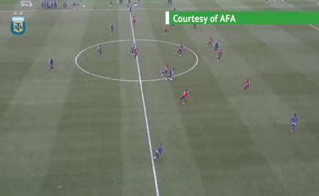 Messi'den akıllara zarar gol