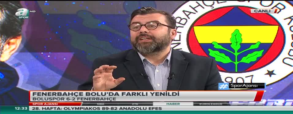 Emre Bol'dan F.Bahçeli futbolculara sert eleştiri