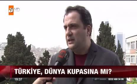 Türkiye, Dünya Kupası'na mı katılıyor?