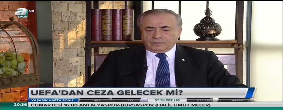 Mustafa Cengiz: En az cezayla Türk futbolu yoluna devam edecektir