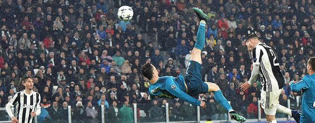 Ronaldo'nun golünü böyle anlattılar