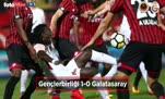 Gençlerbirliği Galatasaray maçında gözden kaçanlar