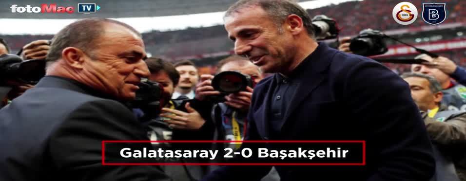 Galatasaray - Başakşehir maçında gözden kaçanlar