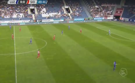 Salih Uçan'ın maçında 'tuhaf' gol