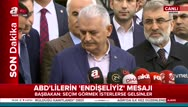 Başbakan Binali Yıldırım'dan Şenol Güneş açıklaması