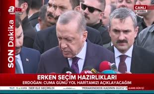 Cumhurbaşkanı Erdoğan'dan derbi yorumu: Kumpas var