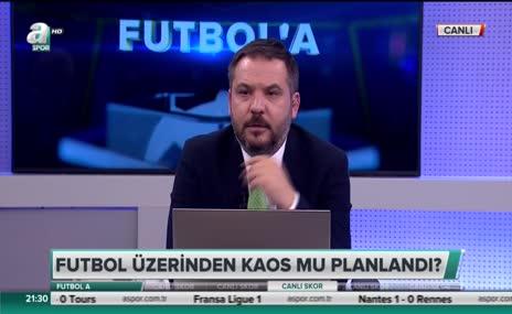 Olaylı Fenerbahçe-Beşiktaş derbisinde Gökhan Gönül'ün o konuşması