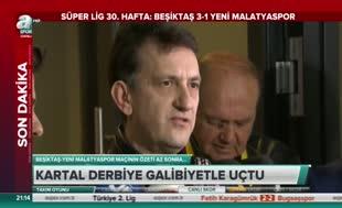 Metin Albayrak: Takım tutar gibi değil hakkaniyetle karar verilsin