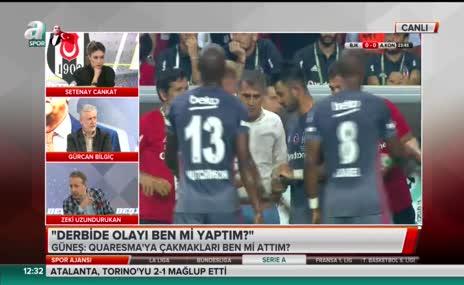 """Zeki Uzundurukan: """"Şenol Güneş sezon sonu ayrılabilir"""""""