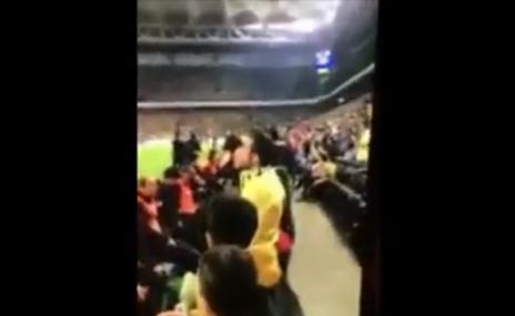 """Fenerbahçeli çocuktan insanlık dersi: """"Ayıp ulan ayıp!"""""""