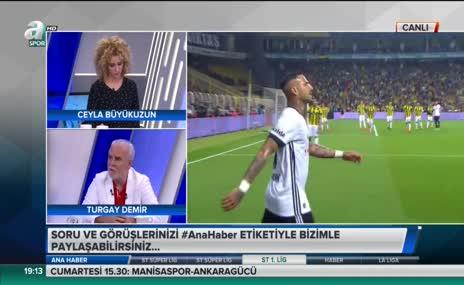 """""""Fenerbahçe, Beşiktaş'ı çiçekle karşılamalı"""""""