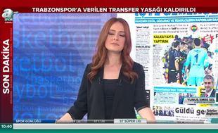 Trabzonspor'a müjdeli haber